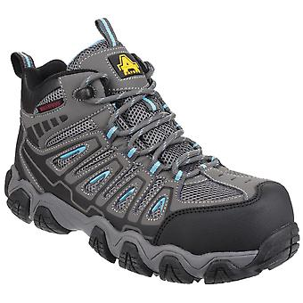 Amblers Safety Womens/Ladies AS802 Waterproof Non-Metal Safety Boots