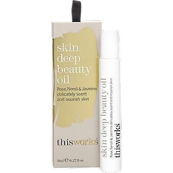 This Works Skin Deep Beauty Oil