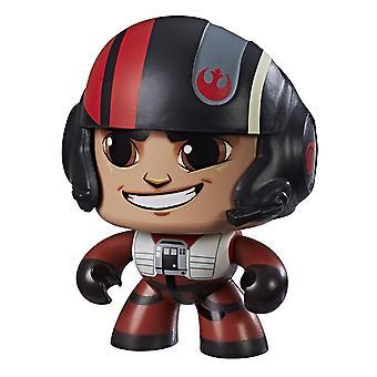 Mighty Muggs Star Wars figur Poe Dameron, E2192