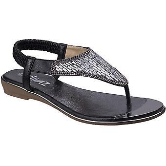 Divaz Womens/Ladies Kirsty Toe Post Lightweight Flip Flop Sandals