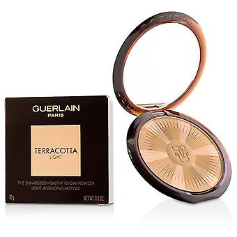 Guerlain Terracotta Light The Sun Kissed Healthy Glow Powder - # 03 Natural Warm - 10g/0.3oz