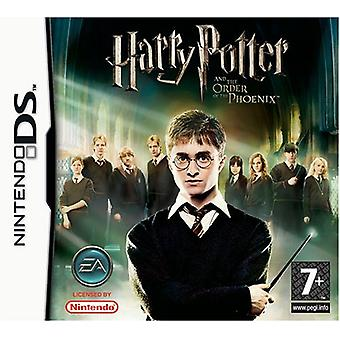 Harry Potter and the Order of the Phoenix (Nintendo DS) - New