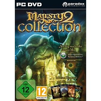 Majesty 2 Collection (PC DVD)-nieuw