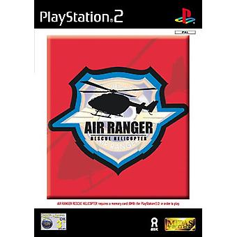 Air Rescue Ranger (PS2) - As New