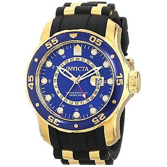 Invicta Pro Diver 6993 Silicone, Stainless Steel Watch