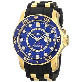 Invicta Pro Diver 6993 silikone, rustfrit stål Watch