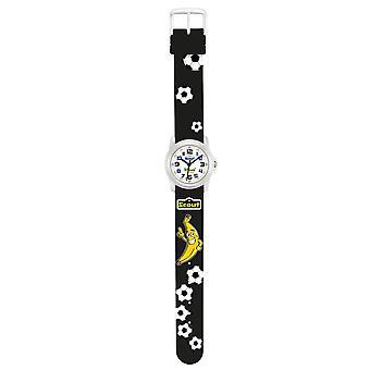 Reloj de niño Scout aprender a los muchachos equipo banana flanco reloj 280307003