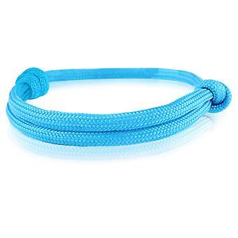 Skipper bracelet surfer band node maritimes bracelet nylon blue 6734