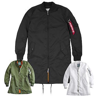 Alpha bransjer damer jakke MA-1 TT pels Wmn