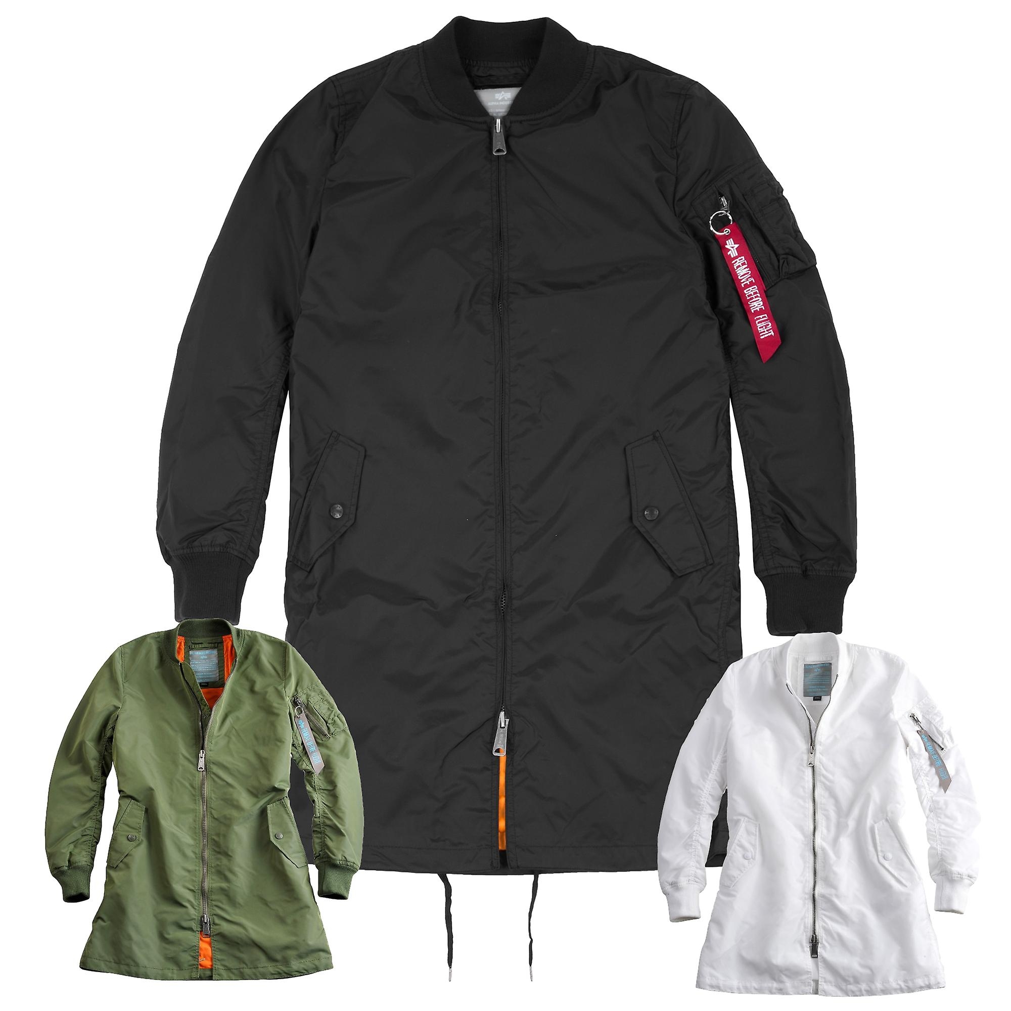 Alpha Industries Damen Jacke MA 1 TT Coat Wmn