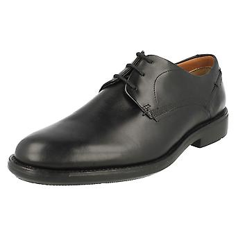 Mens Clarks Smart lacci scarpe Dresslite a piedi