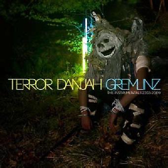 Terrordanjah - Gremlinz(Instrumentals20032009) [CD] USA import