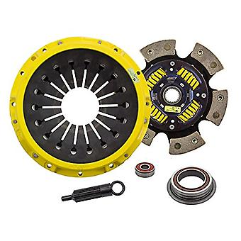 ACT TS2-XTG6 XT Pressure Plate with Race Sprung 6-Pad Clutch Disc