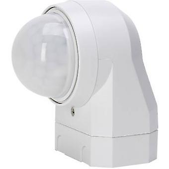 Kopp 824617011 Wall, Surface-mount PIR motion detector 240 ° Relay White IP54