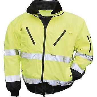 L + D ELDEE 40894 5-i-1 Pilot jakke XXXL EN ISO 20471:2013, klasse 3 (klasse 1) da 343:2003 som vest + A1:2007, klasse 3/1