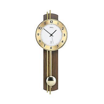 Pendulum clock radio AMS - 5266-1