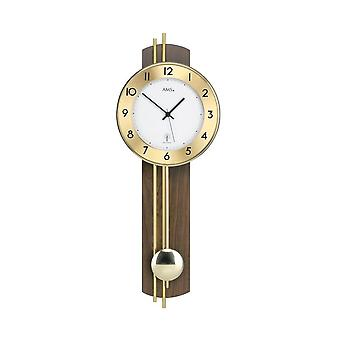 Pendolo orologio radio AMS - 5266-1