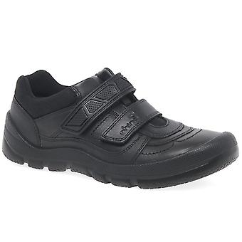 Startrite Rhino Krieger jungen Riptape Schule Schuhe