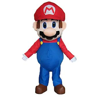 SPOTSOUND of Mario mascot, famous video game character