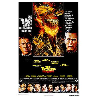 The Towering Inferno Movie Poster (27 x 40)