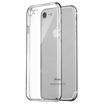 5x Transparent Shell for iPhone 8/iPhone 7 (Big-Pack)