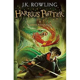 Harry Potter and the Chamber of Secrets (Latin) - Harrius Potter et Ca