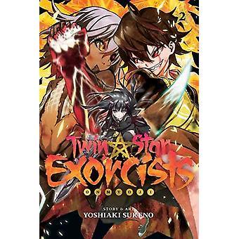 Twin Star Exorcists - Onmyoji by Yoshiaki Sukeno - 9781421581750 Book