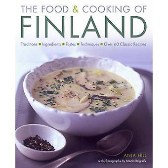 Das Essen und das Kochen der Finnland - Traditionen - Zutaten - Geschmack ein