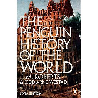 La historia del pingüino del mundo: 6ª edición