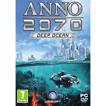 Anno 2070 Deep Ocean expansion pack (PC DVD)-nytt