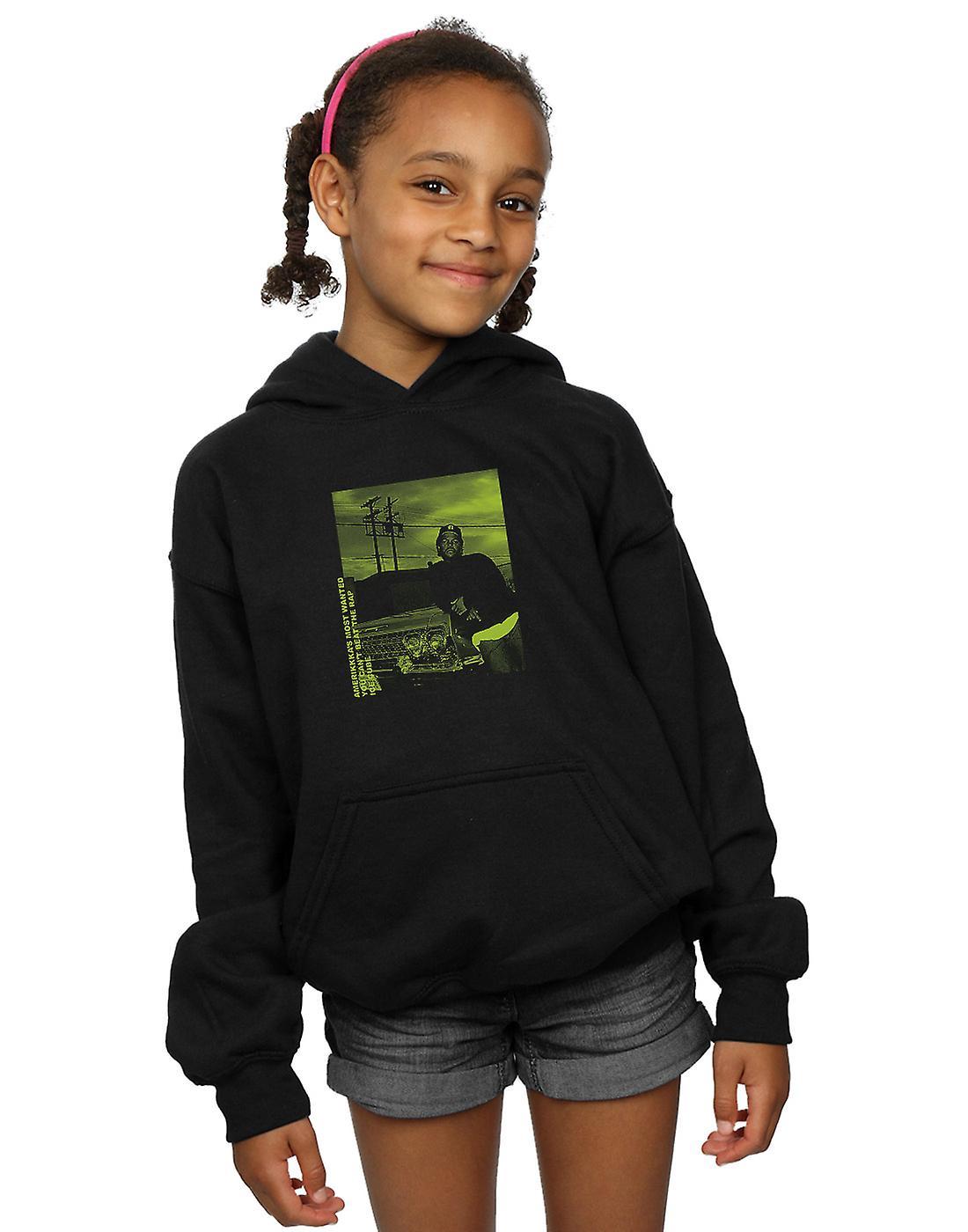 Ice Cube Girls Impala Neon Hoodie
