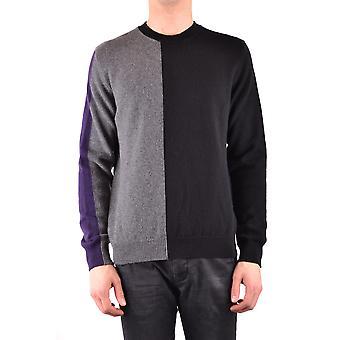 Paul Smith Ezbc083007 Män's Black Wool Tröja