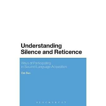 Silence de compréhension et de réticence des façons de participer in Second Language Acquisition par Bao & Dat