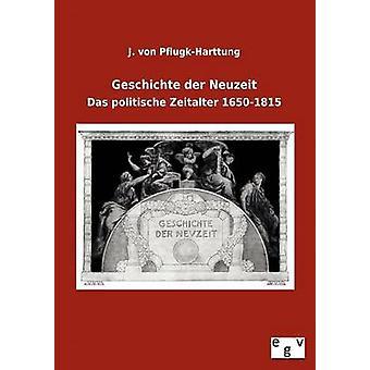 Geschichte der Neuzeit af J. von PflugkHarttung