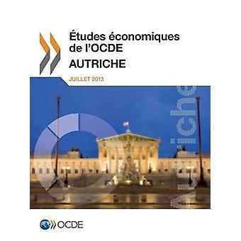 Etudes Economiques de LOcde Autriche 2013 pela OCDE