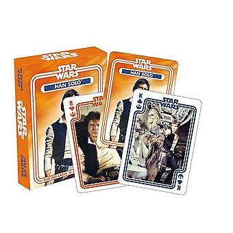 Star Wars Han Solo jeu de 52 cartes (nm)