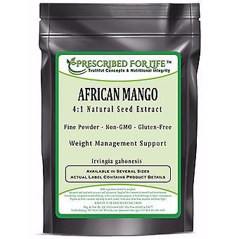 African Mango - 4:1 Naturalny ekstrakt w proszku (Irvingia gaboniech)
