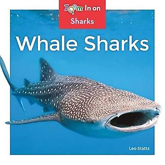 Whale Sharks by Leo Statts - 9781532120138 Book