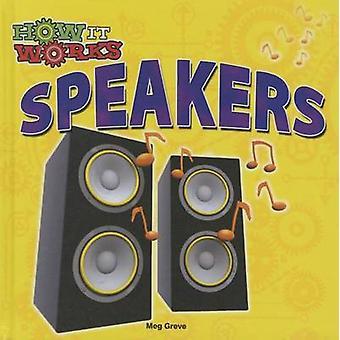 Speakers by Meg Greve - 9781627176446 Book