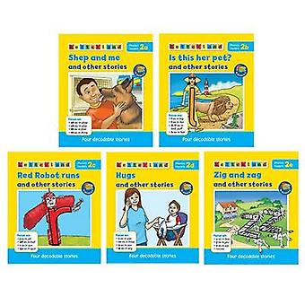 Phonics Readers - Set 2 by Stamey Carter - Lyn Wendon - 9781862098923