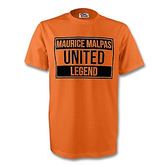 Морис Мальпа Данди Юнайтед легенда тройник (оранжевый)