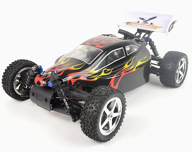 Build Your Own Nitro Radio Controlled Buggy