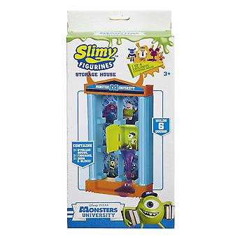 Monsters University Slimy Figurines Storage House