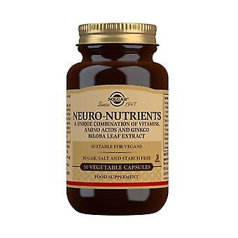 Solgar Neuro Nutrients Vegicaps 30 (1845)