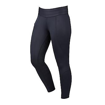 Dublin Performance Compression Womens Riding Tights - Negro
