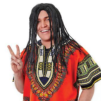 Bristol Novelty Unisex Adults Long Dreadlocks Wig