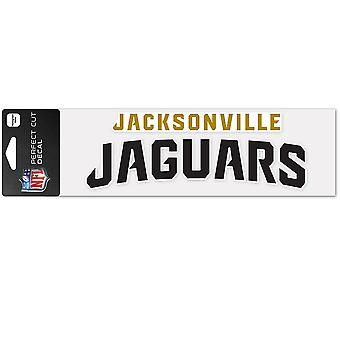 Wincraft tarra 8x25cm-NFL Jacksonville Jaguars
