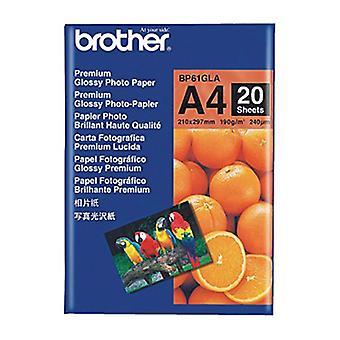 الأخ بريميوم ورقة لامعة BP61GLA