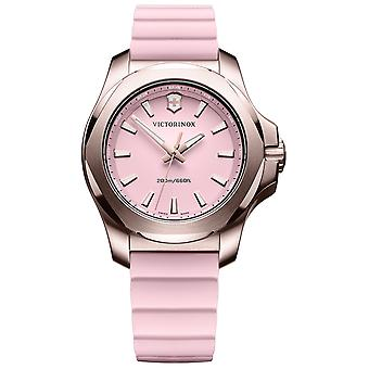 Victorinox Stainless Stainless Women's Watch Analog Quartz With Rubber Bracelet V241807
