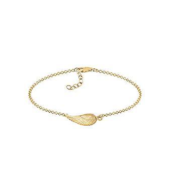 Goldhimmel 0208730112_18 - Women's bracelet - gold-plated silver - 180 mm